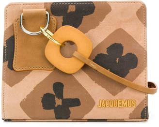 Jacquemus printed crossbody bag