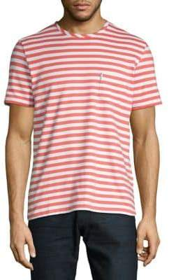 Ben Sherman Striped Cotton T-Shirt
