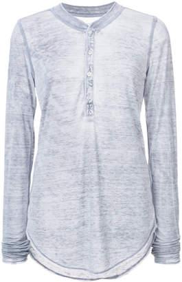 NSF long sleeve T-shirt