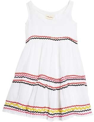 MUCHE ET MUCHETTE Mira Linen Dress