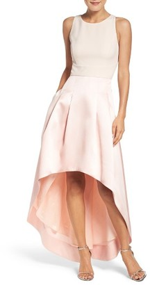 Women's Eliza J High/low Gown $188 thestylecure.com