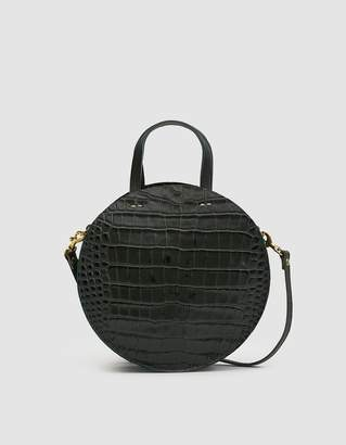 Clare Vivier Petite Alistair Crocodile Bag