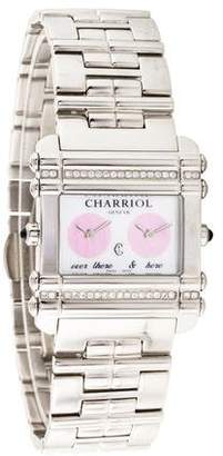 Charriol Actor Dual Time Watch