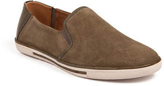 Kenneth Cole Reaction Mens Centre Slip-On Sneakers