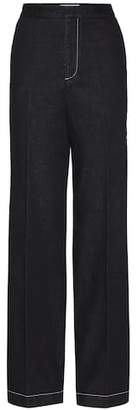 Stella McCartney Wide-leg jeans