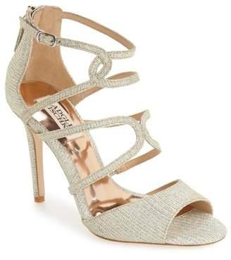 Badgley Mischka Devon Strappy Sandal