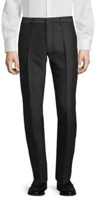 Valentino Classic Pleat Front Pants