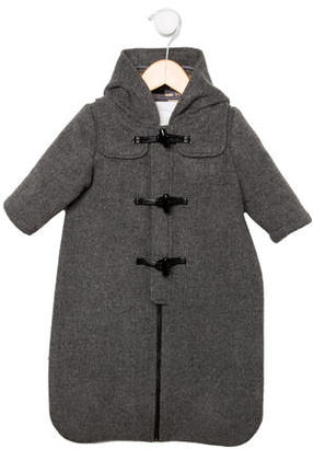 Burberry Boys' One-Piece Toggle Coat $200 thestylecure.com