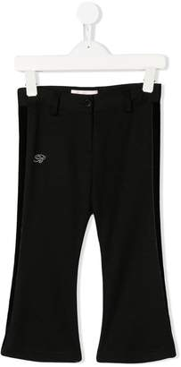 Miss Blumarine flared trousers