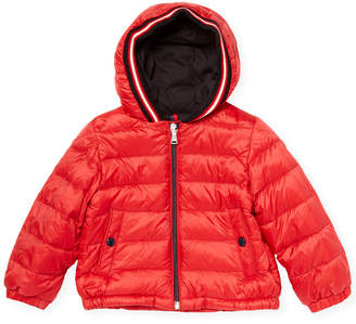 Moncler Hooded Down Puffer Jacket