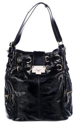 Jimmy Choo Patent Leather Ramona Bag