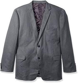 U.S. Polo Assn. Men's Big and Tall Linen Sport Coat