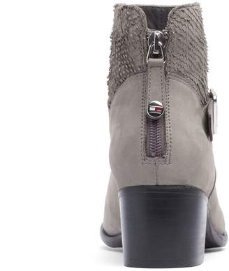Tommy Hilfiger Nubuck Ankle Boot