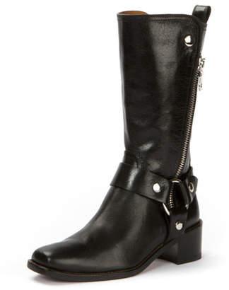 Frye Modern Harness Tall Zip Boot