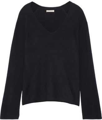 Vince - Cashmere Sweater - Midnight blue $345 thestylecure.com