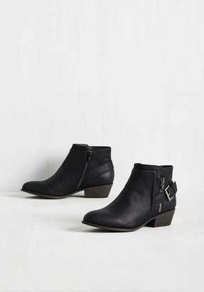 Madden Girl Moped, Less Problems Bootie $59.99 thestylecure.com