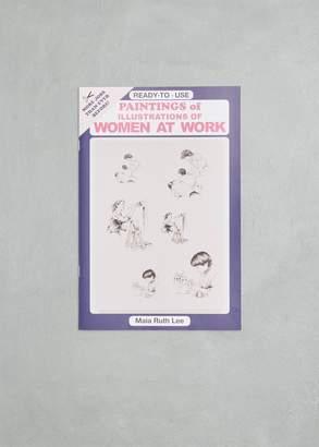 Lee Peradam Maia Ruth Paintings Of Illustrations Of Women