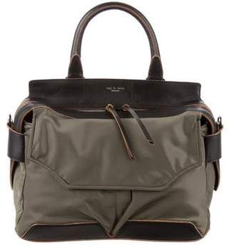 Rag & Bone Leather & Nylon Bag