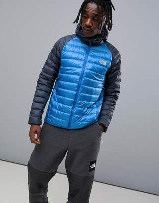 The North Face Trevail Hooded Jacket in Blue