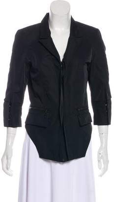 Thomas Wylde Casual Layered Jacket