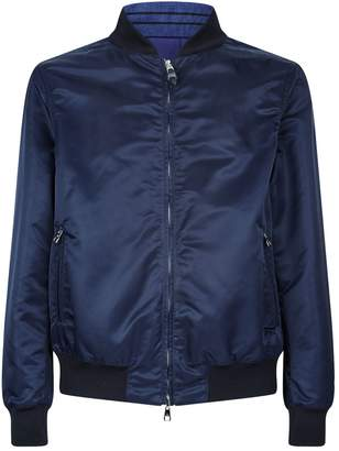 Dunhill Reversible Bomber Jacket