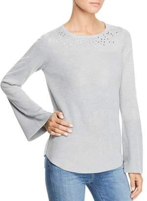 Design History Stud Embellished Sweater