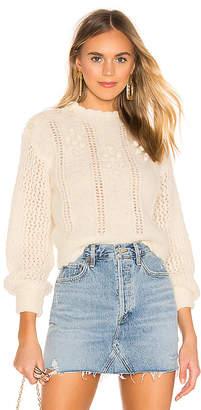 LoveShackFancy Persephone Sweater