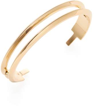 Eddie Borgo Women's Flash Bar Cuff Bracelet