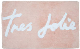 John Lewis & Partners 'Tres Jolie' Bath Mat