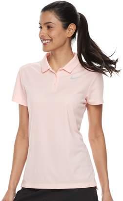 Nike Women's Short Sleeve Golf Polo
