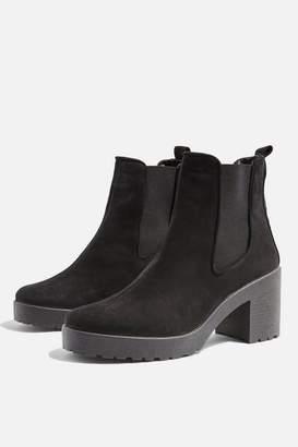 Topshop Biscuit unit boots