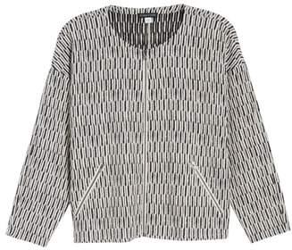 Eileen Fisher Tweed Jacket