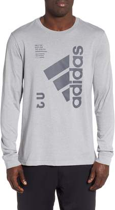 adidas Long Sleeve Technical T-Shirt