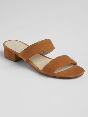 Gap Strappy Mule Sandals