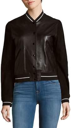 Rag & Bone Women's Alix Stand Collar Jacket