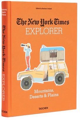 1b060b19dc4e9 Taschen The New York Times Explorer  Mountains