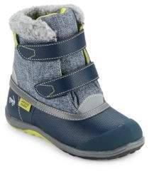See Kai Run Toddler's & Kid's Charlie Waterproof Insulated Boots