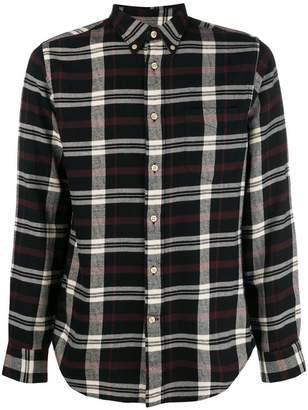 Bellerose tartan shirt