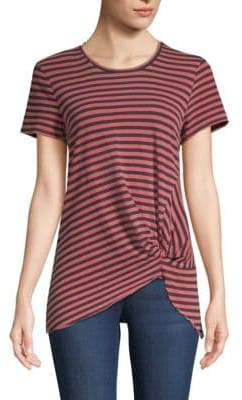 Stateside Striped Knot Tee