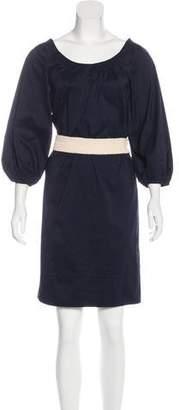Diane von Furstenberg Ula Knee-Length Dress