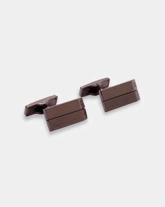 Ted Baker BASSSE Crystal cufflinks