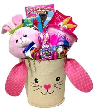 Gifts2GoNow Bunny Hop Girls Easter Basket