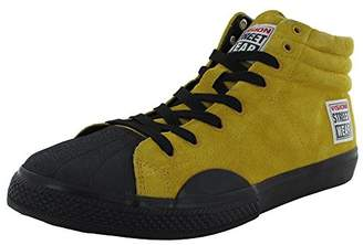 Vision Street Wear Men's Suede High Fashion Sneaker