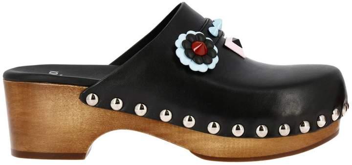 FENDI High Heel Shoes Shoes Women Fendi