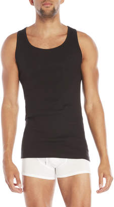 Calvin Klein 3-Pack Classic Fit Ribbed Tanks
