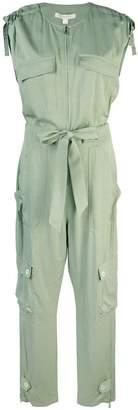 Jonathan Simkhai twill fly boiler suit