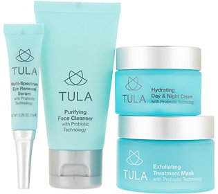Tula by Dr. Raj Exfoliating Mask andTravel Set