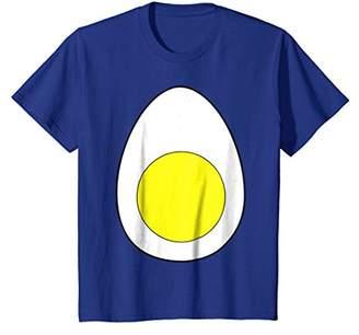 Hard Boiled Deviled Egg Funny Halloween T-Shirt