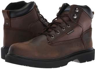 Skechers Makanix - Mennot Men's Work Boots