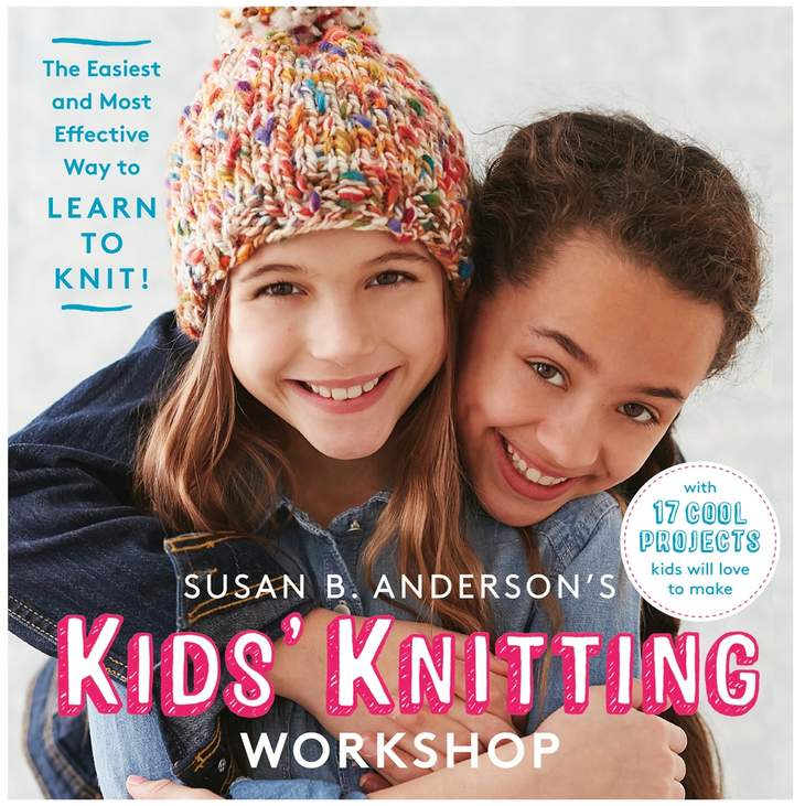 Workman Publishing Susan B. Anderson's Kids' Knitting Workshop